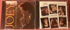 Joey DeFrancesco - LOT of 2 CDs - All Of Me & Part III (1989, 1991, Columbia) NM