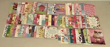 Wholesale Lot of 232 Hallmark Dayspring Mother's Day Cards w/o Envelopes