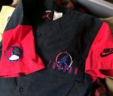 on sale 7afac f4350 vintage jordan baseball jersey   eBay