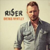 DIERKS BENTLEY - RISER NEW CD
