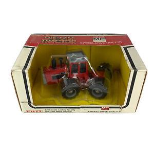 Ertl Massey Ferguson 4900 4WD  Tractor 1/32 MF-11691-141H-B