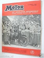 MO5009-KNMV REUNIE DEVENTER,BMW R51,LAMBRETTA RECORD,TT HISTORY,PAGANI,FRITH,L