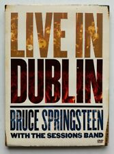 BRUCE SPRINGSTEEN WITH SESSIONS**LIVE IN DUBLIN // USED DVD //