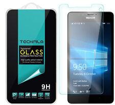 TechFilm® Tempered Glass Screen Protector Saver Shield For Microsoft Lumia 950