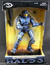 "McFarlane 12"" Giant Sized Halo 3 Mark VI Spartan Soldier WALMART EXCLUSIVE  HTF"