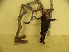 McFarlane Tortured Souls S2 Zain Figure Loose