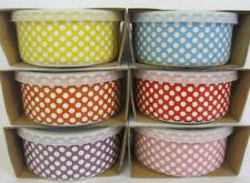 Contenitori ceramici per il pranzo
