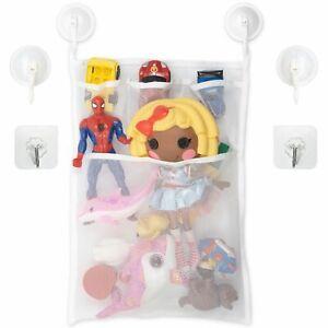 Badewannen Spielzeug Aufbewahrungsnetz, Organizer Bad, Spielzeugnetz zum Hängen