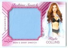 "KAYLA COLLINS ""MENS SHIRT BEDTIME SWATCH"" BENCHWARMER DREAMGIRLS 2017"