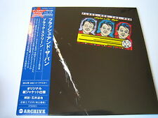 """FLASH AND THE PAN  """"Light in the Night""""  Japan mini LP CD"""