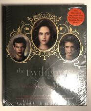 THE TWILIGHT SAGA THE COMPLETE FILM ARCHIVE BOOK NEW STILL SEALED