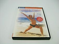 POWER YOGA DVD (GENTLY PREOWNED)