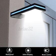 144LED Solar PIR Motion Sensor Garden Security Lamp Outdoor Wall Light  3 3