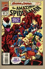 Amazing Spider-Man #380-1993 vf- 7.5 Marvel Maximum Carnage Venom