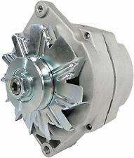 NEW ALTERNATOR HIGH OUTPUT CHEVY ONE 1 WIRE 105 AMP DELCO 10SI SELF-EXCITING