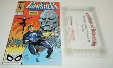 Punisher #22 Comic Marvel SIGNED Erik Larsen 1st Print First Ninja Training Camp