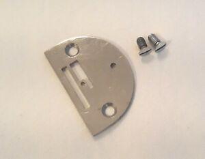 Singer 66 99 185 192 Sewing Machine Needle ORIGINAL Needle Plate & Screws