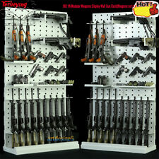 TOYS 1:6 Modular Weapons Display Set(Weapons not included) Arms Wall Gun Stand
