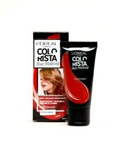 LOreal Colorista Hair Makeup Red Hair Color Highlights For Blondes