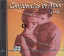 Los Babys Los Reno Los Ovnis Confidencias de Amor 15 Exitos CD New Nuevo Sealed