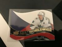 2020-21 UPPER DECK NHL WORLDWIDE DIE CUT TOMAS HERTL