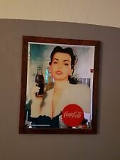 coca cola spiegel 56 × 45,7 cm brand mirrors ltd. ed. 1000 pcs. Hand made