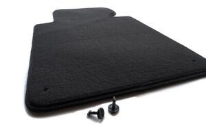 NEU Fahrermatte Fußmatte passend für BMW E30 M3 Velours Automatte