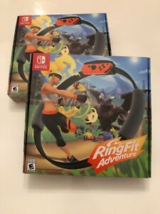 Ring Fit Adventure - Nintendo Switch New in Box