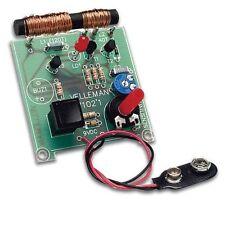Electrónica Detector De Metales Velleman Electronics Kit Localizador Tesoro búsqueda