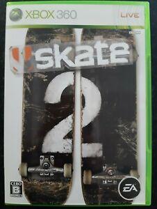 Skate 2 Japanese Xbox 360