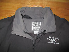 Outer Boundary John Hancock SUMMER and WINTER OLYMPICS Embroidered (MED) Jacket
