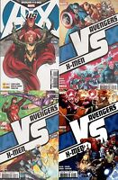 AVENGERS VS X-MEN  EXTRA N° 1-2-3-4 Marvel Panini série 4 COMICS