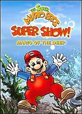 Super Mario Bros. Super Show - Mario of the Deep (DVD, 2008)