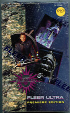Vintage: BABYLON 5 Fleet Ultra Premiere Edition Trading Cards, Unopened box.