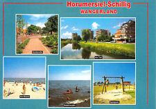 AK, Horumersiel - Schillig Wangerland, fünf Abb., 1995