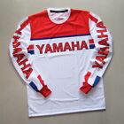Vintage Style Mesh Motocross Jersey Yamaha Retro MX Cool !!