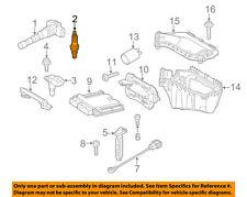 AUDI OEM 09-16 A6 Quattro 3.0L-V6 Ignition-Spark Plug 101905611G