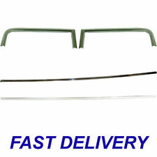 New Set Of 4 Lower And Upper LH And RH Grille Molding Fits Blazer Suburban Jimmy