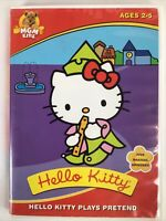 Hello Kitty Plays Pretend (DVD, 2004)