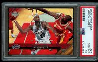 2005-06 Upper Deck LeBron James PSA 10 Gem Mint #27