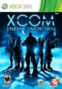 XCOM: Enemy Unknown - Xbox 360 Game