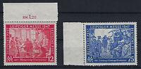 AB Gem.-Ausg.1947 - Leipziger Herbstmesse - Mi. 965-966 ** R s. Abb. u. Beschr.