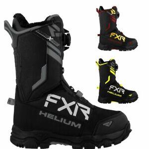 FXR Racing F20 Helium Boa Women's HydrX Pro Membrane Snowmobile Boots