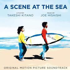 JOE HISAISHI - A SCENE AT THE SEA - NEW CD SOUNDTRACK