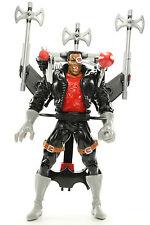"Spider-Man Vampire Wars BLADE-VAMPIRE HUNTER 5"" Action Figure Marvel ToyBiz 1996"