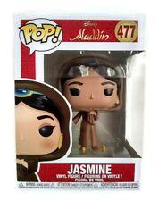 Funko Pop Jasmine 477 Disguise Aladdin Disney Vinyl Figure Collectible New