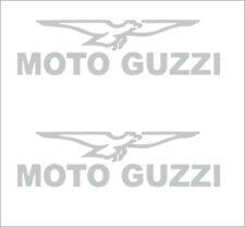 2 x Moto Guzzi  Aufkleber 100 mm x 27 mm -viele Farben