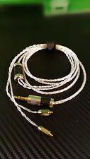 Cable pure silver Litz for SHURE SE846 SE535 SE215 UE900 - Eidolic trs