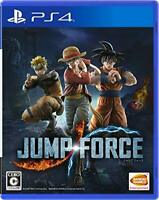 USED PS4 PlayStation 4 JUMP FORCE 43336 JAPAN IMPORT
