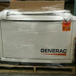 Generac Standy Generator 22kw System with Automatic Transfer Switch